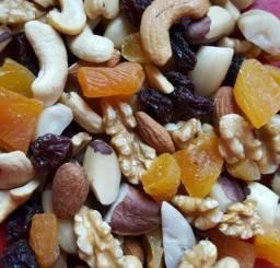 Mix de Castanhas com frutas 1kg