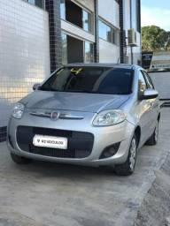 Fiat palio 2014 1.0 com gnv - 2014