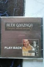 CD Alex Gonzaga Playback