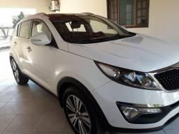 ABAIXO DA FIPE Sportage EX 2015 AUT com teto solar Financio 60x ( zap 47999171465 ) - 2015