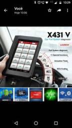 Scanner Lauch x431V8