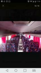 Jogo Bancos Ônibus G6 - 46 lugares