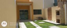 Casa plana na lagoa redonda com fino acabamento 3 quartos 2 vagas