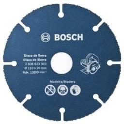 Disco Para Serra Mármore Especial Para Madeira 110 Mm Bosch