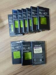 Bateria BL 4CT NOKIA celular caixa de som, controle etc