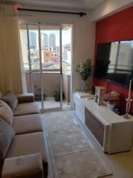Apartamento à venda com 2 dormitórios em Osvaldo cruz, São caetano do sul cod:4218