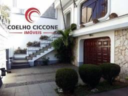 Casa para alugar com 3 dormitórios em Santa paula, São caetano do sul cod:3638