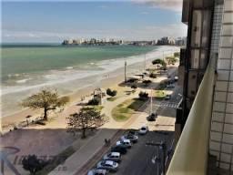 Apartamento 4 Quartos para Locação Temporada- Frente na Praia do Morro em Guarapari-ES.