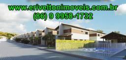 021220 - Casas duplex em condomínio fechado no bairro Morros (zona leste)