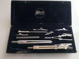 Conjunto compasso Kern Suiss