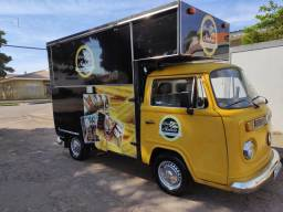 Kombi Food Truck Churros