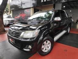 Toyota Hilux 2015 Diesel - Automática