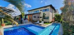 Casa em Aldeia 4 Suítes 300m² - Aceita Permuta