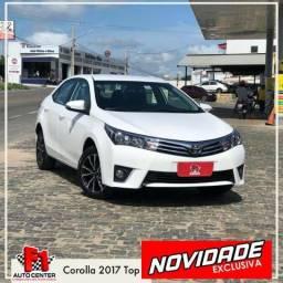 Corolla 1.8 2017, Veículo novo top de linha!!! - 2017