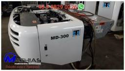 Equipamento de refrigeraçao thermo king md 300 Mathias implementos