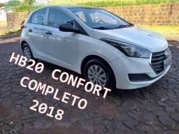 HB20 confort plus - 2018