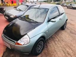 Ford KA 2001 Com Ar Condicionado - 2001