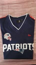 Camisa N.E Patriots NFL oficial
