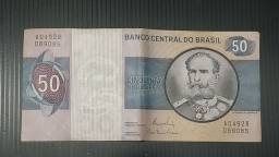 Papel moeda antiga