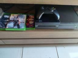 X box one fat USADO!!!