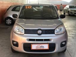 Fiat Uno Attractive 1.0 2016 completo - Passagem por leilao