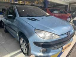206 Rallye 2001 completo  SEM entrada