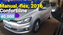 Rafaela- Fox Completo 1.6 Manual Flex Confortiline