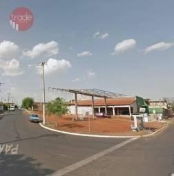 Terreno para alugar, 707 m² por R$ 4.000/mês - Jardim Anhangüera - Ribeirão Preto/SP