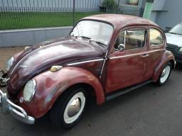 Fusca rat look original 68 / restaurar