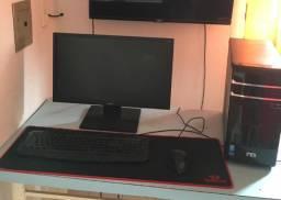 PC Gamer Completo (CPU + Monitor + Teclado + Mouse)
