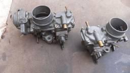 Carburação dupla fusca/kombi/brasilia