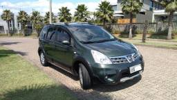 Nissan livina X-Gear 1,8 Aut 2013