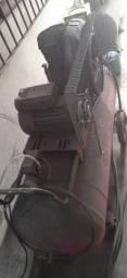 Vendo compressor 15 pés bifásico