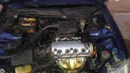Honda Civic 99 vendo e troco em outro carro de preferência Fiat uno com ar em dias