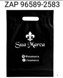 Sacolas personalizadas - TAG panfletos banner lona receituário