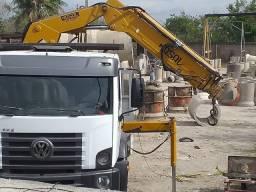 Aluguel / Locação de Caminhão Munk/Muck