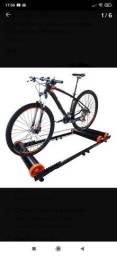 Rolo para treino de ciclismo