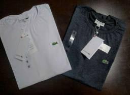 Camisetas básicas bordadas