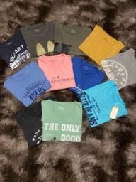 Vendo Camisas de Marca - TAM G