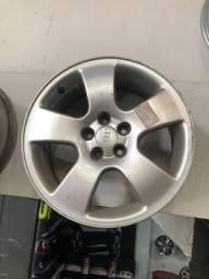 Roda aro 16 do Audi turbo