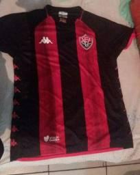 Camisa 1 oficial do Vitória