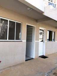 Alugo apartamento térreo com lazer, na divisa de Valparaiso com Luziânia