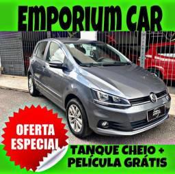 TANQUE CHEIO SO NA EMPORIUM CAR!!!! FOX 1.6 CONNECT ANO 2018 COM MIL DE ENTRADA