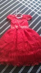 Vestido de festa cattai