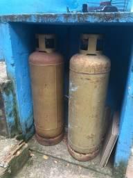 Cilindro de gás 45kgs vazio