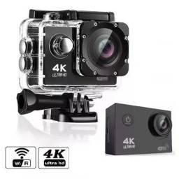 Câmera ação 4k ultra hd