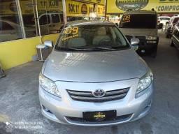 Corola 2009 1,8 completo + GNV + IPVA + Transferencia = 48x R$ 700,00