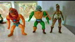 Bonecos Coleção He-man