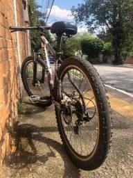Bicicleta mosso aro 26 em bom estado