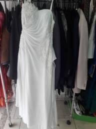 Vestido de noiva - modelo 3 princesa tomara que caia